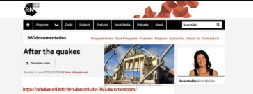 ABC 360 Documentaries
