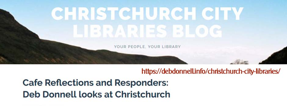 Christchurch City Libraries Book Review
