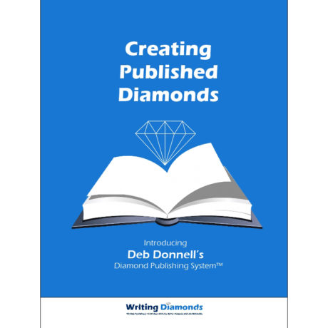 Creating Published Diamonds Cover Sq