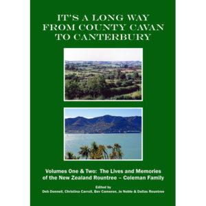 Rountree Coleman Heirloom Book